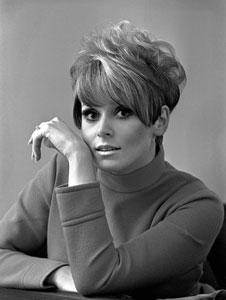 Resimde: Marion Rung (1968)